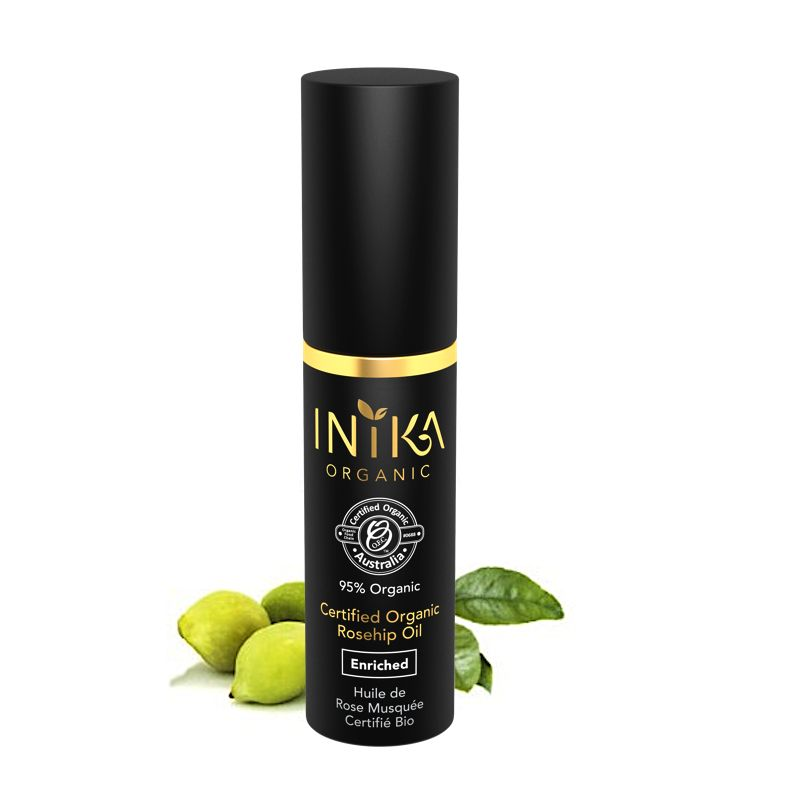 INIKA Makeup Inika Certified Organic Wildrosenöl angereichert