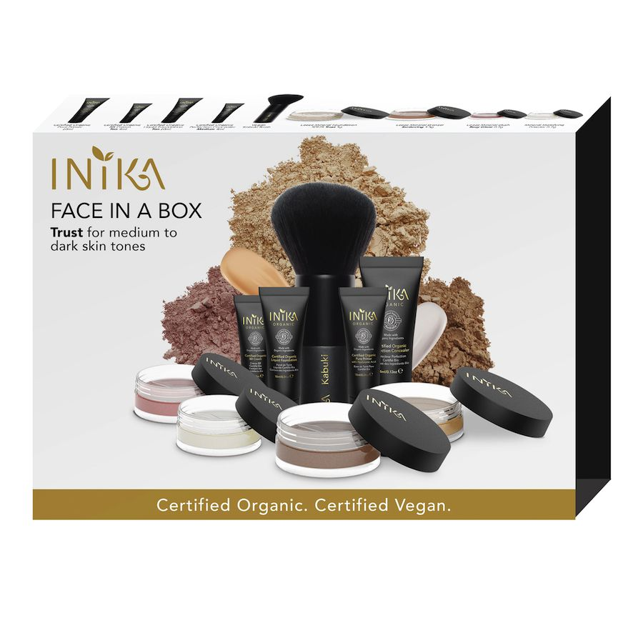 INIKA Makeup Face in a Box 4. Trust
