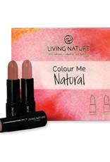 Living Nature Living Nature Lippenstift Set Colour Me Natur