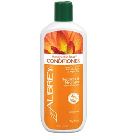 Aubrey Organics Honeysuckle Rose Conditioner