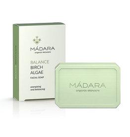 MÁDARA Balancing Birch & Algae Gesicht Seife