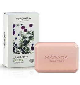 MÁDARA Cranberry & Juniper Soap