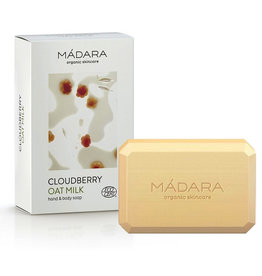 MÁDARA Cloudberry & Oat Milk Soap