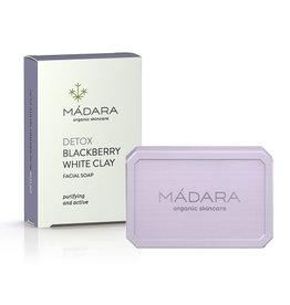 MADARA Clarifying Blackberry & White Clay Soap