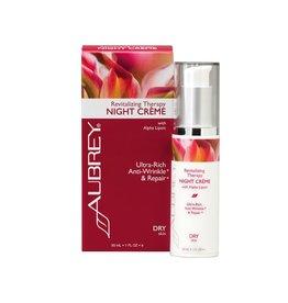 Aubrey Organics Revitalizing Night Cream Therapy