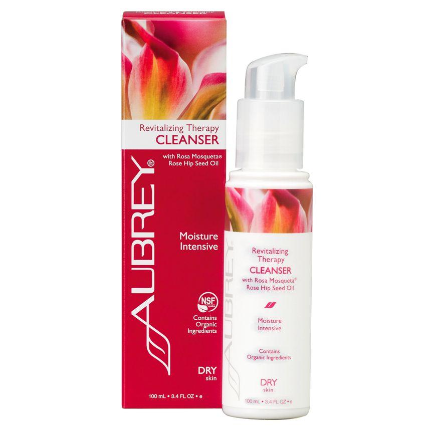 Aubrey Organics Aubrey Organics revitalisierende Therapie Cleanser