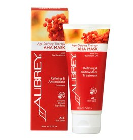 Aubrey Organics Age-Defying AHA Mask Therapie