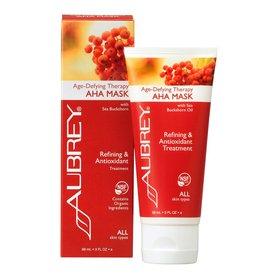 Aubrey Organics Age-Defying Therapy Mask AHA