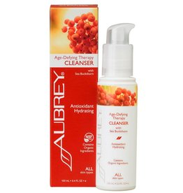 Aubrey Organics Age-Defying Therapie Cleanser