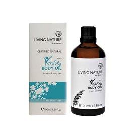 Living Nature Vitalität Körperöl