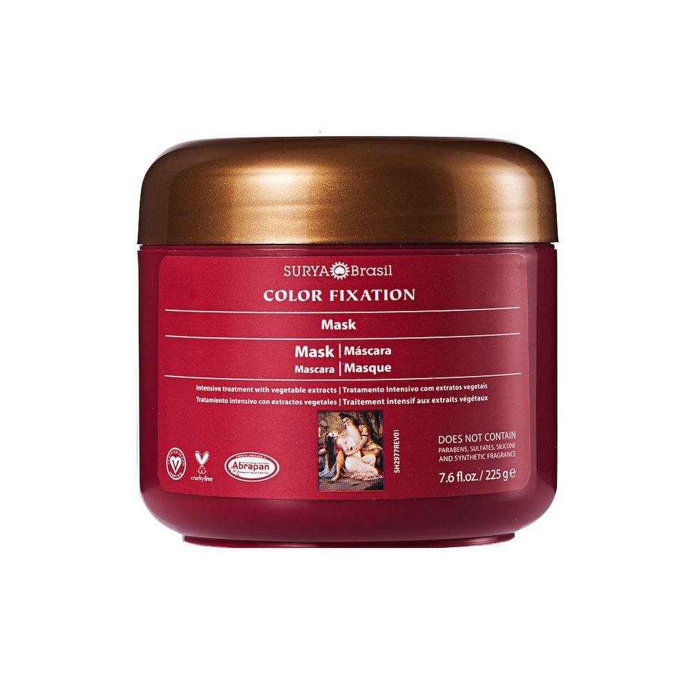 Surya Brasil Surya Brasil Color Fixation Restorative Hair Mask De