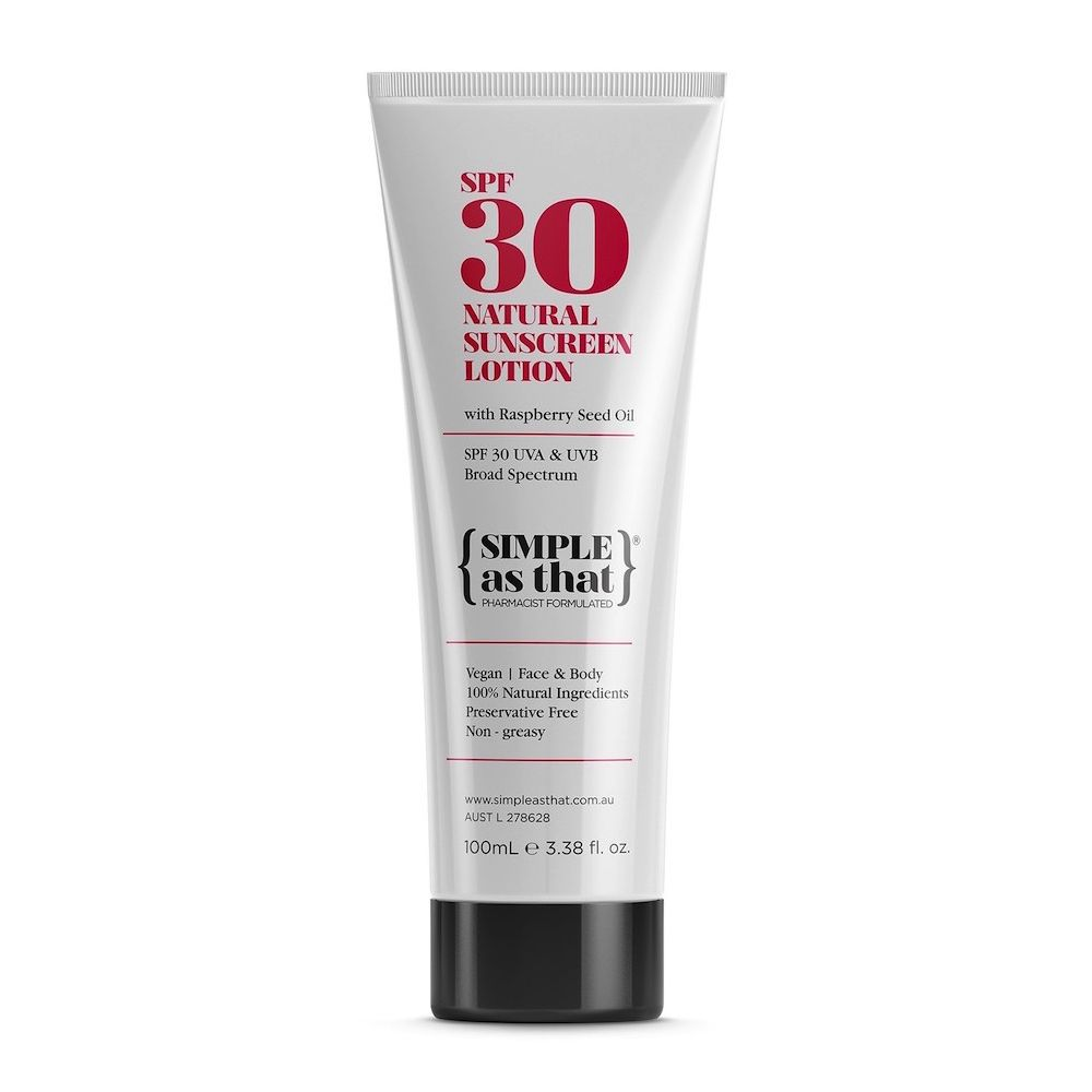SIMPLE as that {SIMPLE as that} Sunscreen Lotion SPF30