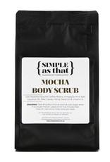 SIMPLE as that {SIMPLE as that} Mocha Body Scrub