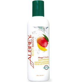 Aubrey Organics Mango Colada Body Wash