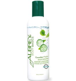 Aubrey Organics Cucumber Mojito Body Wash