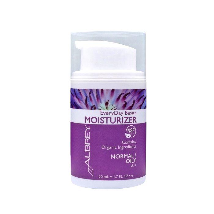Aubrey Organics Aubrey Organics EveryDay Basics Feuchtigkeitscreme für fettige bis normale Haut