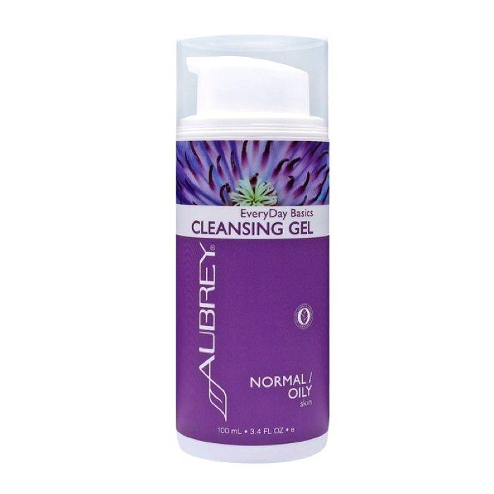 Aubrey Organics Aubrey Organics EveryDay Basics Reinigungsgel für fettige bis normale Haut