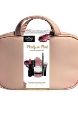 INIKA Makeup Lip and Cheek Set - Pretty in Pink
