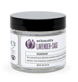 Schmidt's Deodorant Natural Deodorant Lavender & Sage