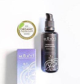 Mukti Organics Hydrating Moisturizer
