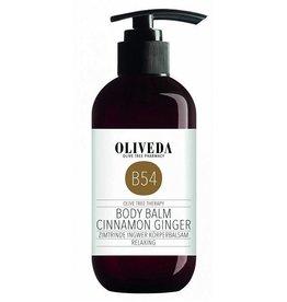 OLIVEDA B54 Body Balm Cinnamon Ginger Relaxing