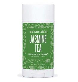 Schmidt's Deodorant Deodorant Stick Sensitive Skin Jasmin-Tee