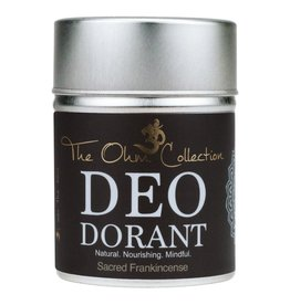 The Ohm Collection Deodorant Sacred Frankincense