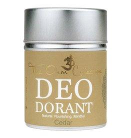 The Ohm Collection DEOdorant Cedar