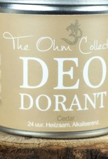 The Ohm Collection The Ohm Collection deodorant Cedar