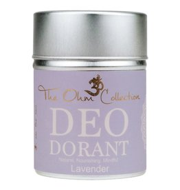 The Ohm Collection DEOdorant Lavender