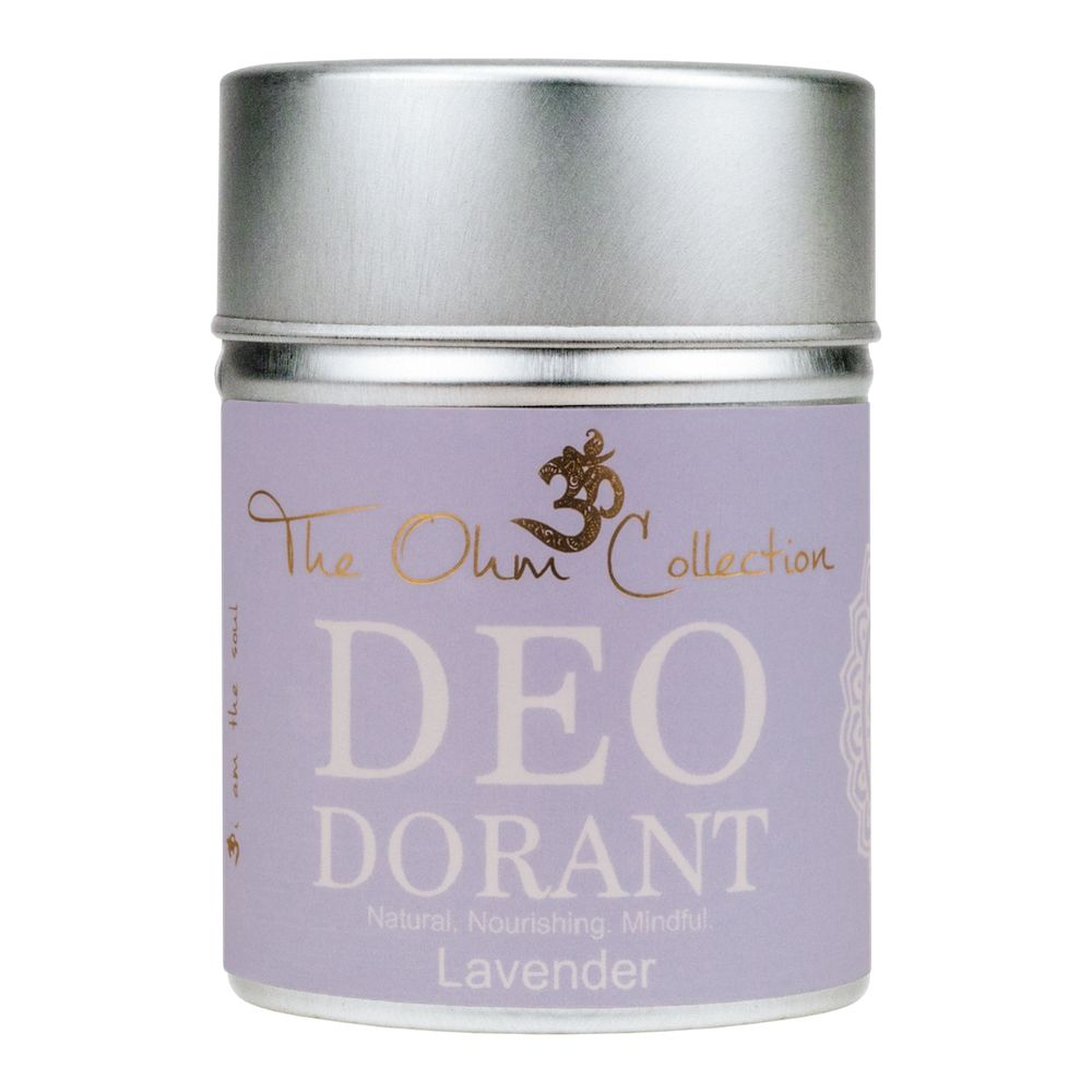 The Ohm Collection The Ohm Collection deodorant Lavender