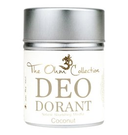 The Ohm Collection DEOdorant Coconut