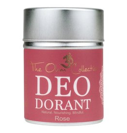 The Ohm Collection deodorant Rose