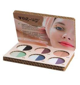 Veg-up Lidschatten-Palette Veggy
