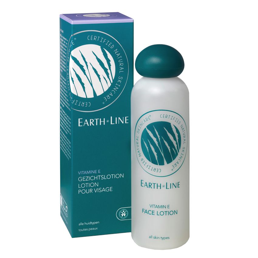 Earth Line Earth Line Vitamin E Gesichtslotion