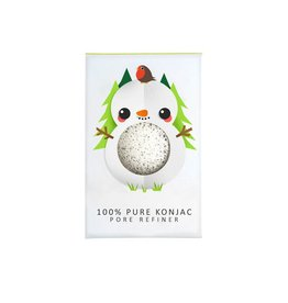 Konjac Sponge Mini Snowman Pure Face Puff