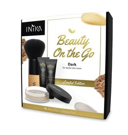 INIKA Makeup Beauty On The Go Dark