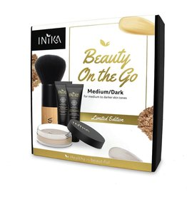 INIKA Makeup Beauty On The Go Medium / Dunkel