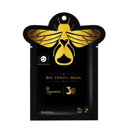 Living Nature Bee Venom Mask, 1 masker