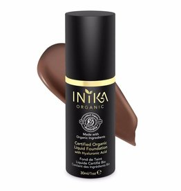 INIKA Makeup Liquid Foundation Cocoa PL10
