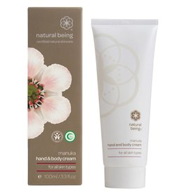 Living Nature Manuka Hand & Body Cream