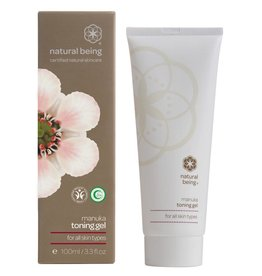 Living Nature Manuka Toning Gel - Alle Hauttypen
