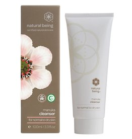 Living Nature Manuka Cleanser - Normal to Dry