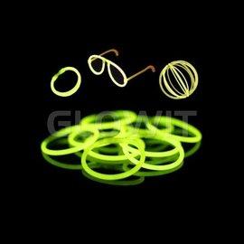 GLOWIT 100 glow armbandjes Groen