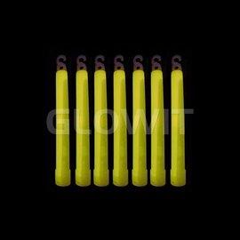 GLOWIT 25 Glowsticks 150mm Geel
