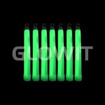 25 Bâtons lumineux 150mm Vert