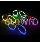 Glowit 25 Connecteurs pour lunettes lumineuses (Sans bâtons)