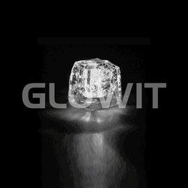 Glowit Led ijsblokjes Wit