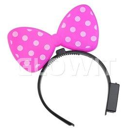 GLOWIT Minnie Mouse LED ears