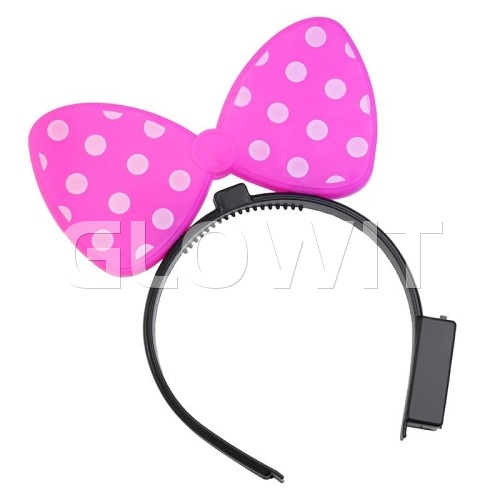Glowit Minnie Mouse LED ears